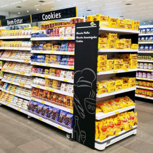 GC de biscoitos eleva vendas e margem em rede catarinense
